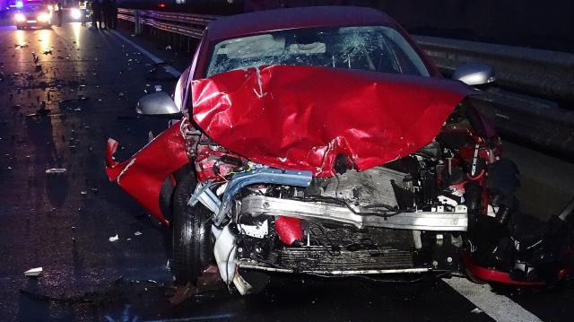 Szembe ment a forgalommal az M5-ösön halálos balesetet okozó sofőr