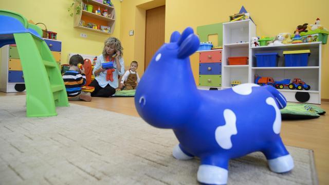 Tovább nőtt a bölcsődei férőhelyek száma Magyarországon