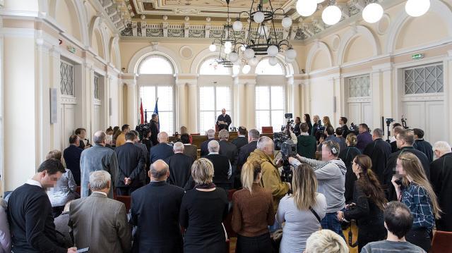 Vörösiszapper – Tíz vádlottat bűnösnek mondott ki a Győri Törvényszék
