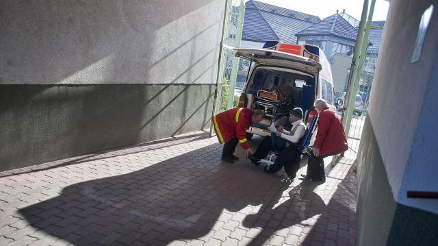 Automatikusan hívja a mentőket a magyar fejlesztésű mobilapplikáció