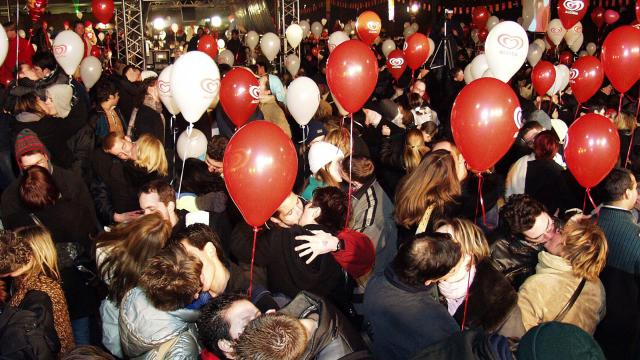 Bálint-nap a szerelmesek ünnepe