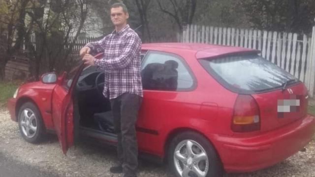 Eltűnés miatt keresik a rendőrök András Zsoltot