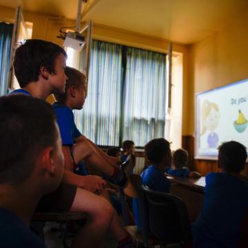 Évente 140 ezer diák vehet részt ingyenes külföldi nyelvtanfolyamon