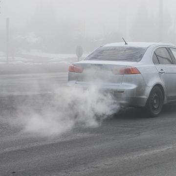 Jelentősen romlott a levegőminőség