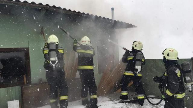 Keszthelyi tűzoltó készítette a hónap fotóját