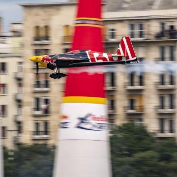 Keszthelyre költözhet a Red Bull Air Race