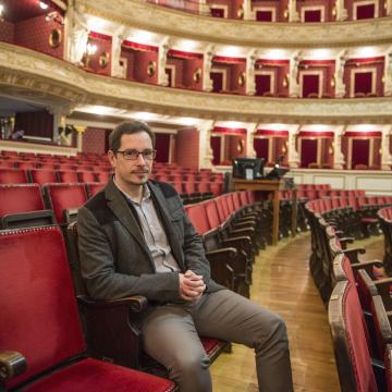 Kortárs orosz darabot tűz műsorára a Szegedi Nemzeti Színház