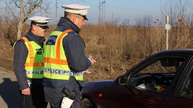 Közúti ellenőrzésen buktak le az ittas vezetők