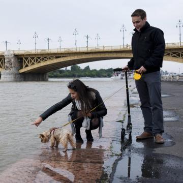 Lassú hóolvadás mellett sem biztos, hogy megússzuk az árvizeket