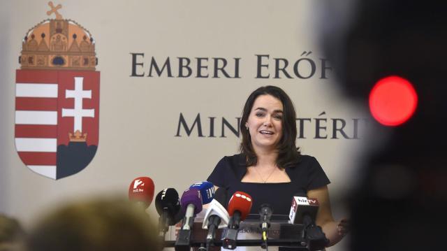 Novák: negyvenmillió forint állami támogatást is kaphat egy fiatal pár