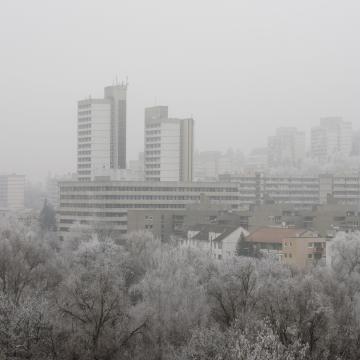 Több településen egészségtelen vagy veszélyes a levegő minősége