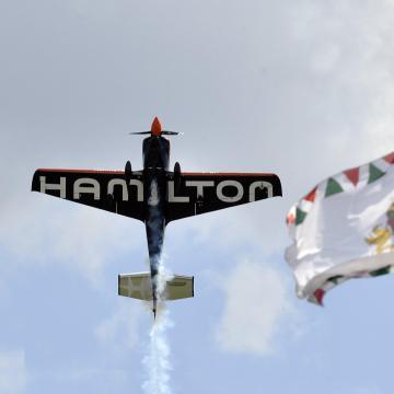 Zamárdi polgármestere szerint esélyesek a Red Bull Air Race befogadására