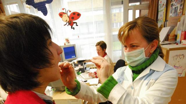 Két óvodában is végigsöpört az influenza