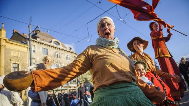 Maskarádéval búcsúztatják a telet Debrecenben