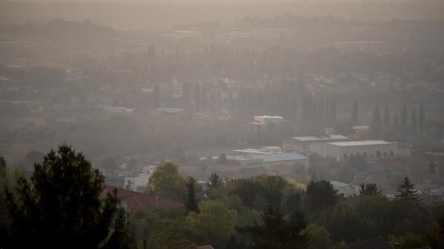 Többfelé is javult a levegőminőség