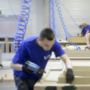 Tovább csökkent az álláskeresők száma országosan