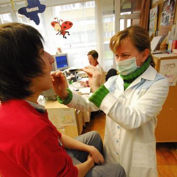 Tovább csökkent az influenzások száma
