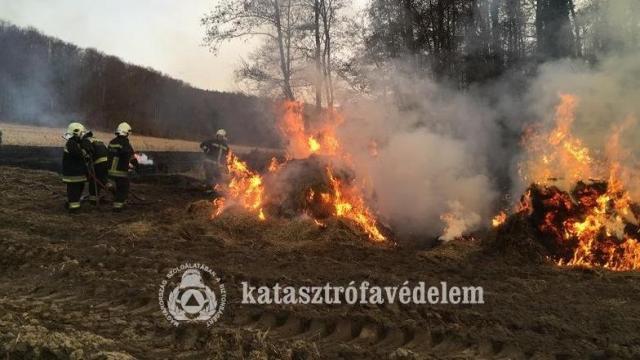 Tűzgyújtási tilalmat rendeltek el térségünkben