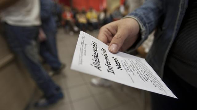A munkanélküliség további csökkentése a kormány célja
