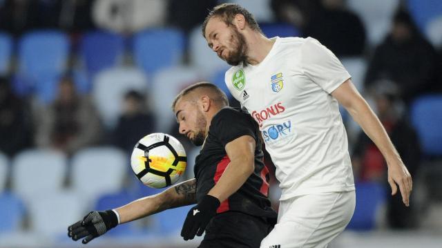 Magyar Kupa - A Mezőkövesd elbúcsúztatta a Haladást