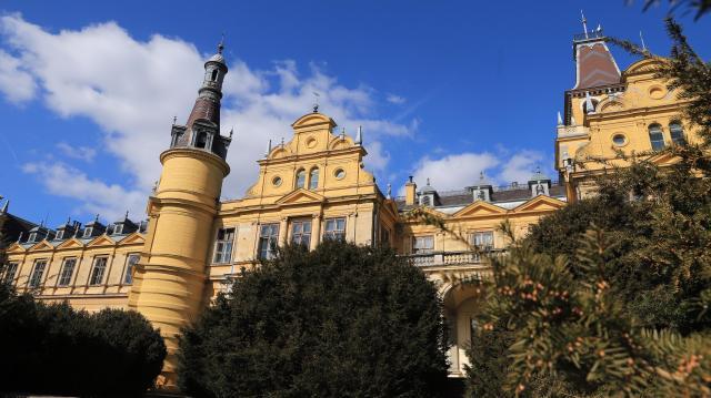 Megújul a szabadkígyósi Wenckheim-kastély