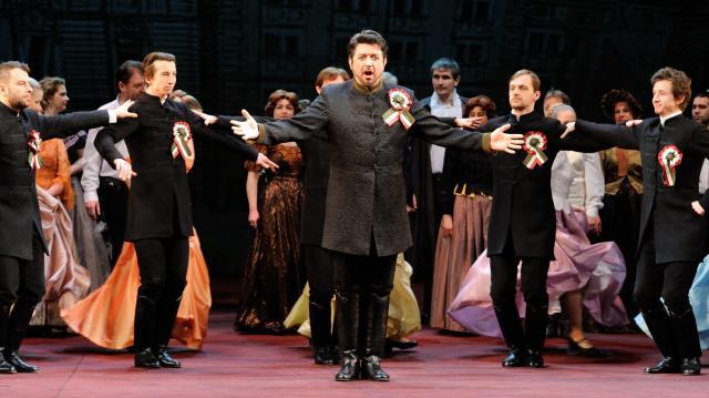 Operettbemutatót tartanak a Békéscsabai Jókai Színházban