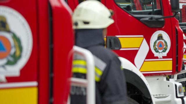 Porrobbanás történt Szombathelyen, a sárvári tűzoltók is oltják