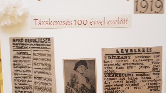 Társkeresés 100 éve - Házasságszédelgők kíméljenek