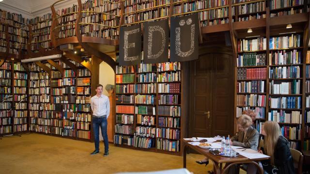 Befejeződött a városi könyvtár energetikai korszerűsítése