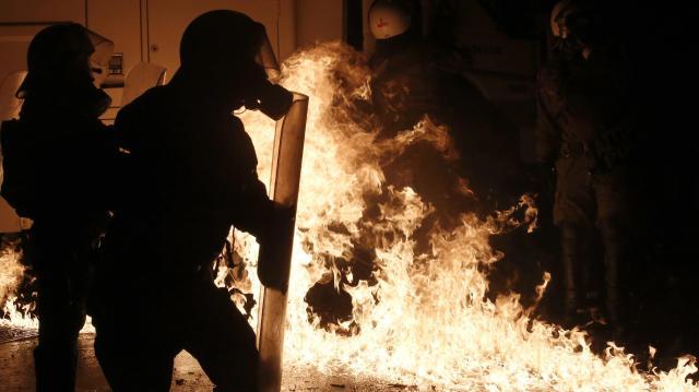 Eloltották a sajókeresztúri tüzet