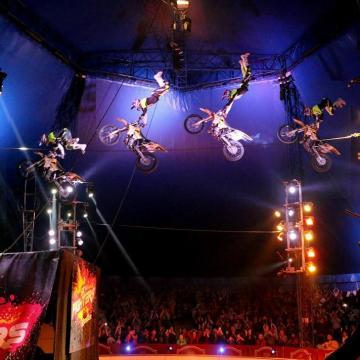 Gálaműsorával érkezik a 25 éves Magyar Nemzeti Cirkusz