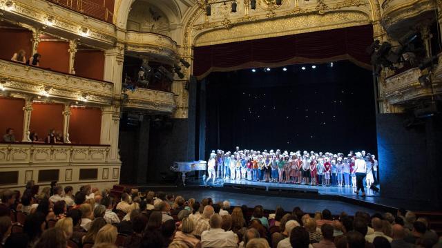 Hamarosan kezdődik a nemzetiségi színházak fesztiválja