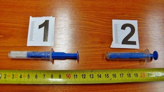 Kábítószeres autóst fogtak a rendőrök