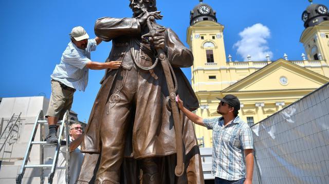 Kossuth kultusza Bulgáriában címmel nyílt kiállítás Debrecenben