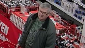 Lefilmezték a bolti tolvajt