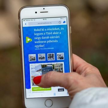 Négy wellness pihenés is gazdára talál Sárvár új interaktív játékában