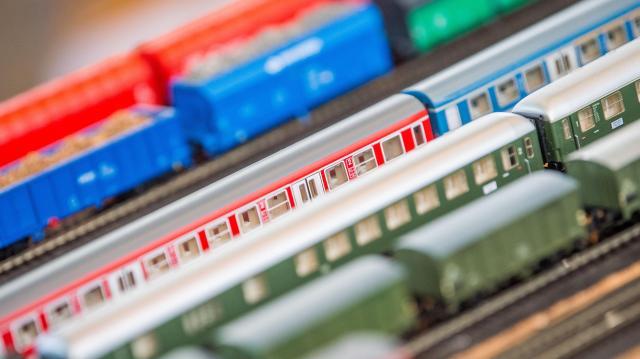 Országos vasúttörténeti és vasútmodell kiállítás Szolnokon