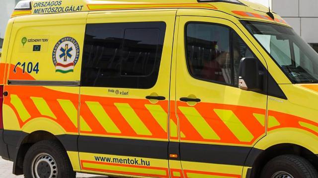 Szabálytalan biciklis sérült meg Baján