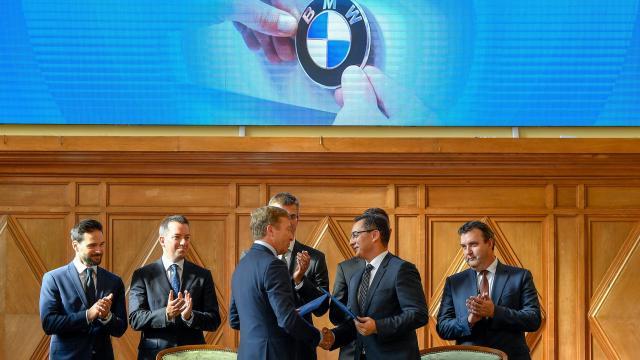 A BMW-gyár érkezését pozitívan fogadják a helyi vállalkozások