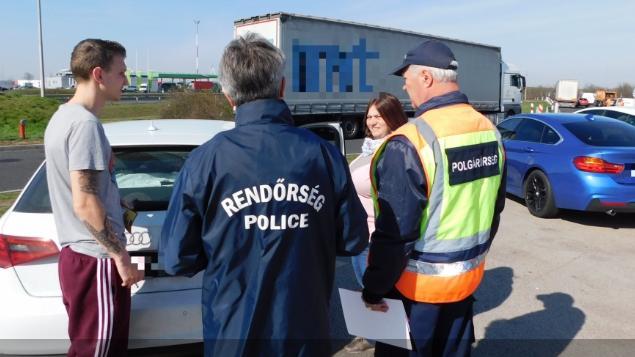 A bűnmegelőzés és a közbiztonság fenntartása volt a célA KÖZBIZTONSÁG FENNTARTÁSA VOLT A CÉL