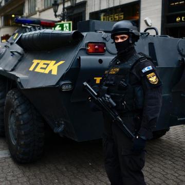 A TEK szakértője Európa biztonságáról tart előadást