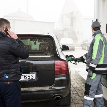 Csökken a gázolaj ára