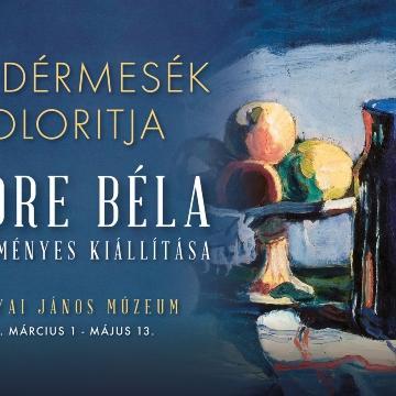 Endre Béla festőművész munkásságáról jelent meg kötet Hódmezővásárhelyen