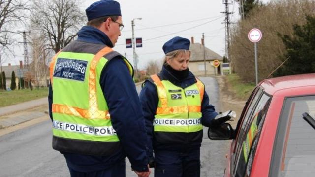 Fokozott ellenőrzést tartottak a megyében