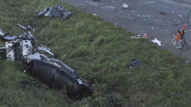 Halálos balesetet szenvedett egy motoros Somogyban