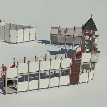 Hamarosan épülhet az Öregvár interaktív park a Jókai ligetben