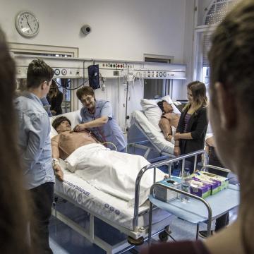 Kórházak éjszakája Miskolcon