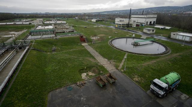 Nyolcmilliárdos szennyvíztelep-felújítás indul Pécsen