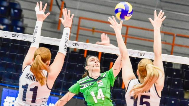 Röplabda Európa-liga - Nyíregyházán, Kaposváron és Budapesten lesznek a mérkőzések