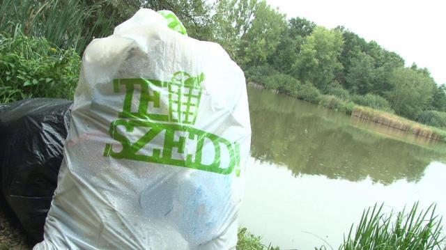 TeSzedd! - Kaposváron is elkezdődött a város rendbetétele